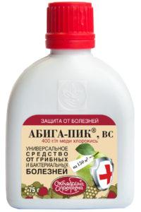 Абига-Пик, ВС