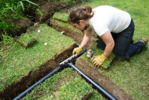 Делаем систему полива огорода своими руками