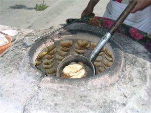 История появления печей тандыров