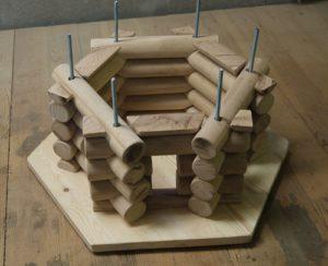 Мельница-сруб своими руками – инструкция