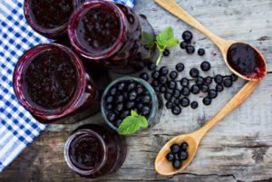 Народные рецепты с черной смородиной